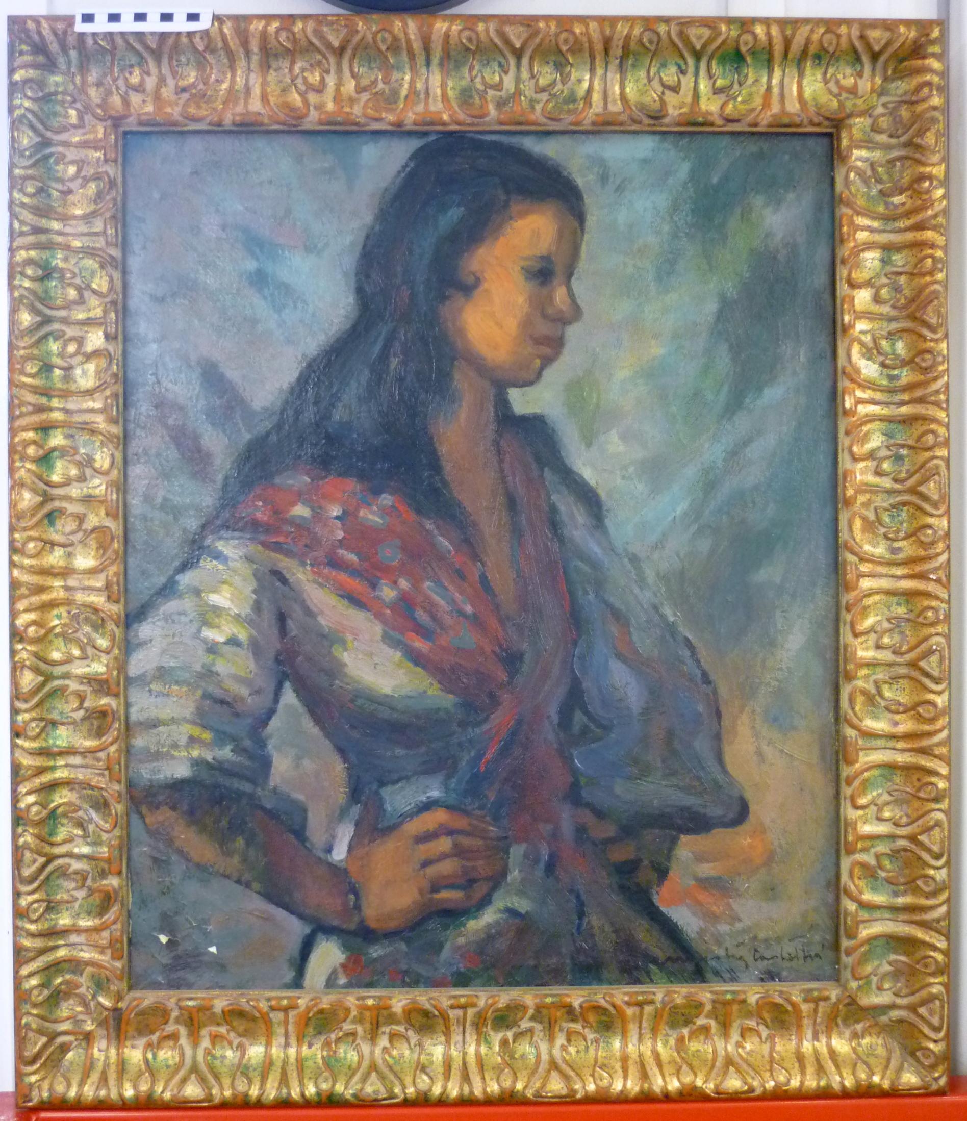 Restauración de una pintura al óleo sobre lienzo de Lluis Mestre Castellví, pintor y dibujante nacido en L'Hospitalet de Llobregat en 1910 y fallecido en 1963, realizada por un alumno […]